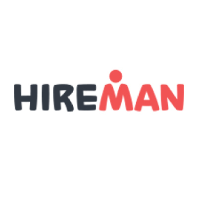 Work main image main square hireman logo